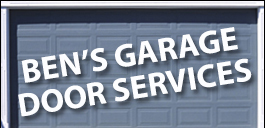 bens garade door services logo