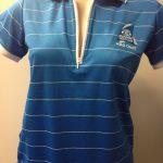 P8. Ladies Blue Stripe $69.95