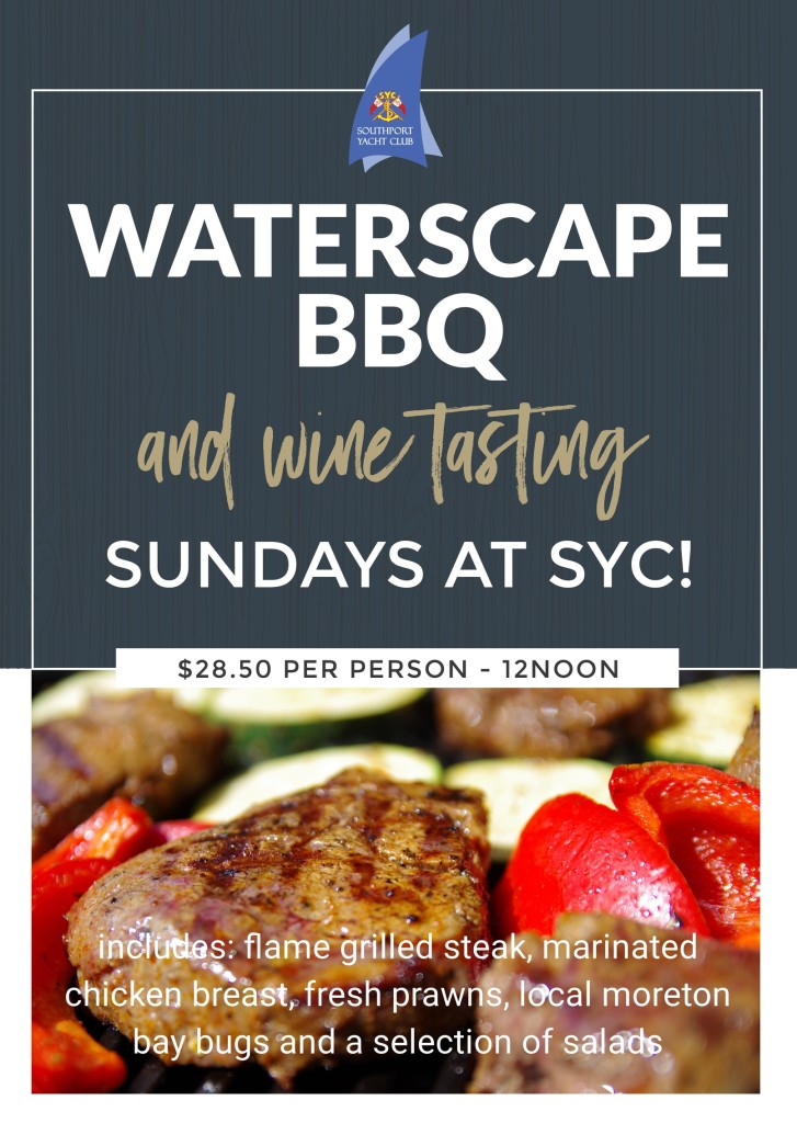 SYC Sunday Waterscape BBQ Special 2017