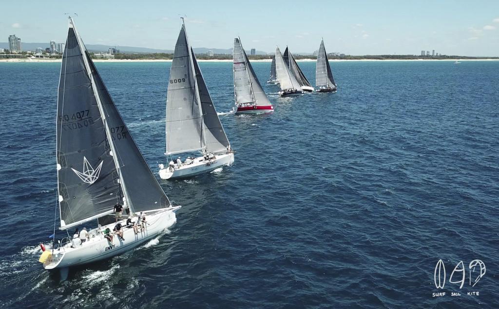 2018 Australian Sailing Queensland Championships, Bartercard Sail Paradise